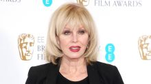 """Joanna Lumley: """"Don't go to his hotel room if you're not sure."""""""