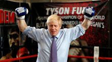 Pound strong as polls point to Tory majority for Boris Johnson
