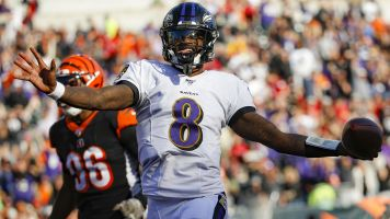 When it comes to Lamar Jackson, enjoy the show