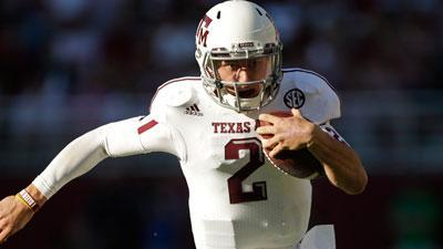 Manziel: Heisman would be 'dream come true'