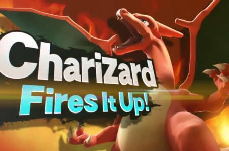Pokemon brawl: Charizard, Greninja join Super Smash Bros. roster