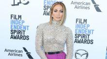 Independent Spirit Awards: Jennifer Lopez strahlt in Glitzer-Outfit