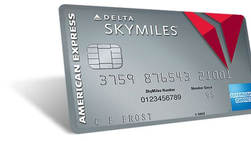 Platinum Delta Card