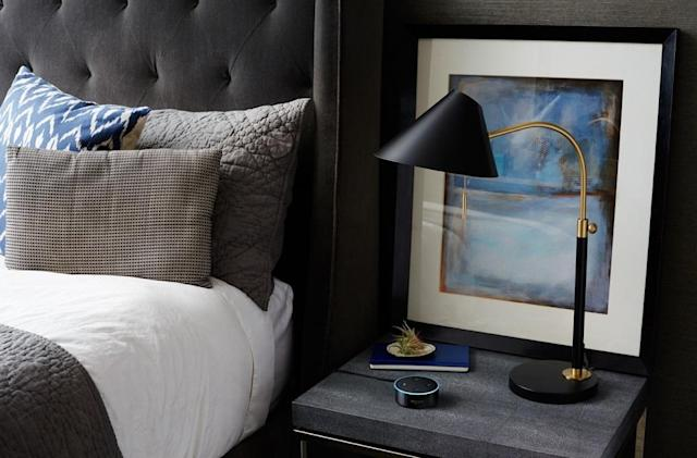 Amazon launches Alexa for hotels