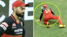 'What on earth': Fans turn on Virat Kohli over 'embarrassing' act