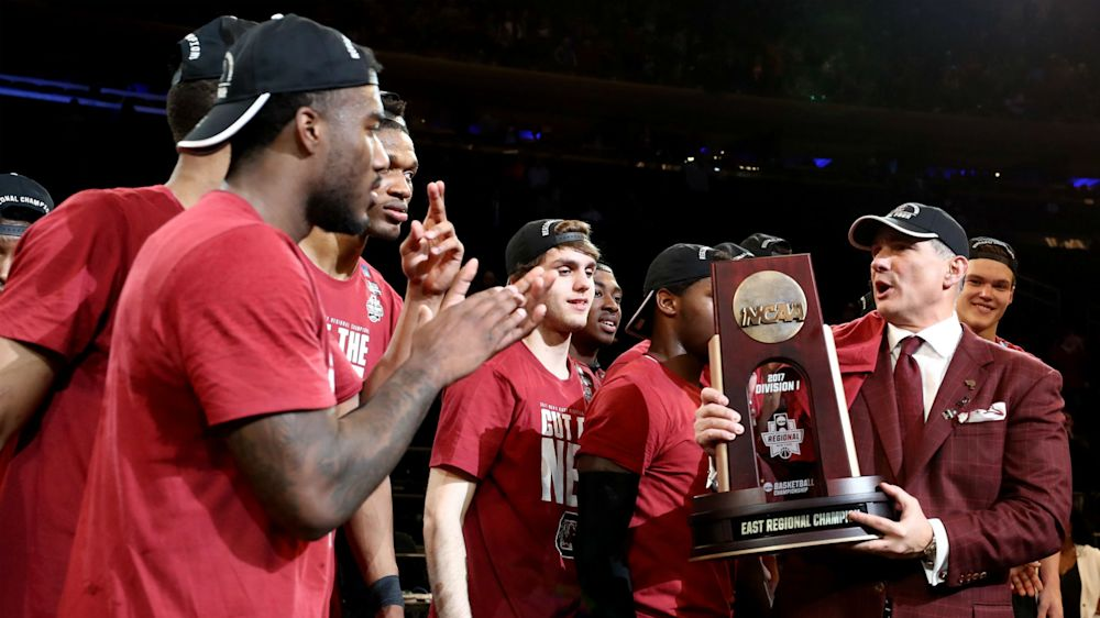 South Carolina, most shocking NCAA champion ever? For Gamecocks, it's game on