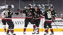 Coyotes complete second straight 3-goal comeback against Ducks