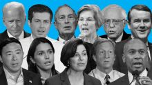 Here are the 8 Democrats running for president after Yang, Bennet, Patrick drop out