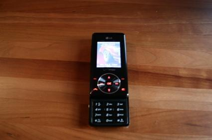 The last LG VX8500 mini-review you'll ever read
