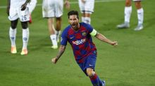 Messi wonder goal lifts Barcelona into Champions League quarterfinals, and his brilliance could carry them even further