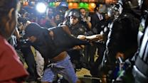 Police Clash With Anti-World Cup Protesters