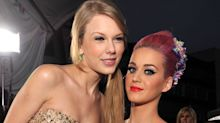 Taylor Swift And Katy Perry's Cryptic Cookie Exchange Sends Fans Into Meltdown