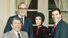 What Ronald Reagan's Cabinet from 'Back to the Future' Would've Looked Like