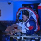 First all-female spacewalk held on International Space Station
