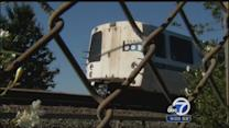 NTSB investigating deaths of BART workers