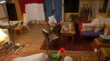 """""""On ne bougera plus"""": les squatteurs d'une maison dans la Nièvre déterminés à rester"""