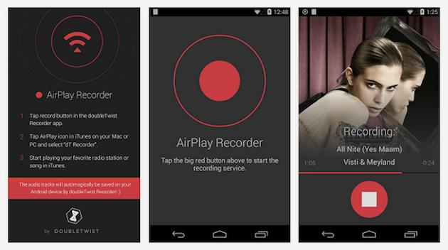 DoubleTwist's new Android app records songs played on iTunes Radio (updated)