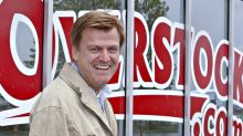 Overstock stock suffers worst two-day decline ever after CEO's Russia-conspiracy story