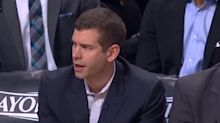 Brad Stevens mouthed 'shut up' when Bulls fans chanted 'Fire Hoiberg'