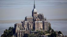 Suspect on the run after security threat at Mont-Saint-Michel abbey in France