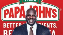 Papa Shaq: Shaquille O'Neal enters new partnership with Papa John's