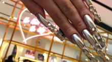 'Cheese grater' nails that actually work exist