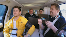 Lie detector puts Jonas Brothers on the spot during 'Carpool Karaoke'