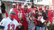 While COVID-19 keeps Tampa Bay sports fans at home, they're cheering just as loud