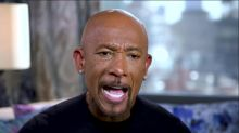 Opioids or cannabis for pain management? Montel Williams has strong opinions