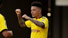 'Stick to the facts' - Dortmund happy to keep under-contract Man Utd target Sancho