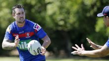 Pearce's leadership tested at Knights