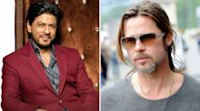 Brad Pitt Is Going to Be Chilling With Shah Rukh Khan in Mumbai