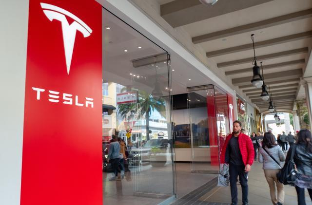 Tesla sues EV startup Rivian for stealing trade secrets