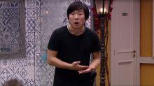 """Pyong perde o controle após novas punições no """"BBB20"""": """"Passou do ponto"""""""