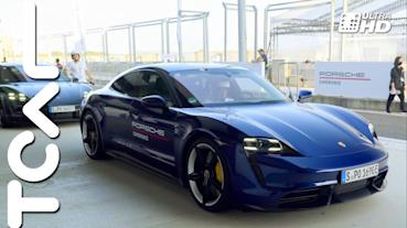 [活動體驗] 電動車下賽道到底行不行?Porsche Taycan Turbo S賽道體驗