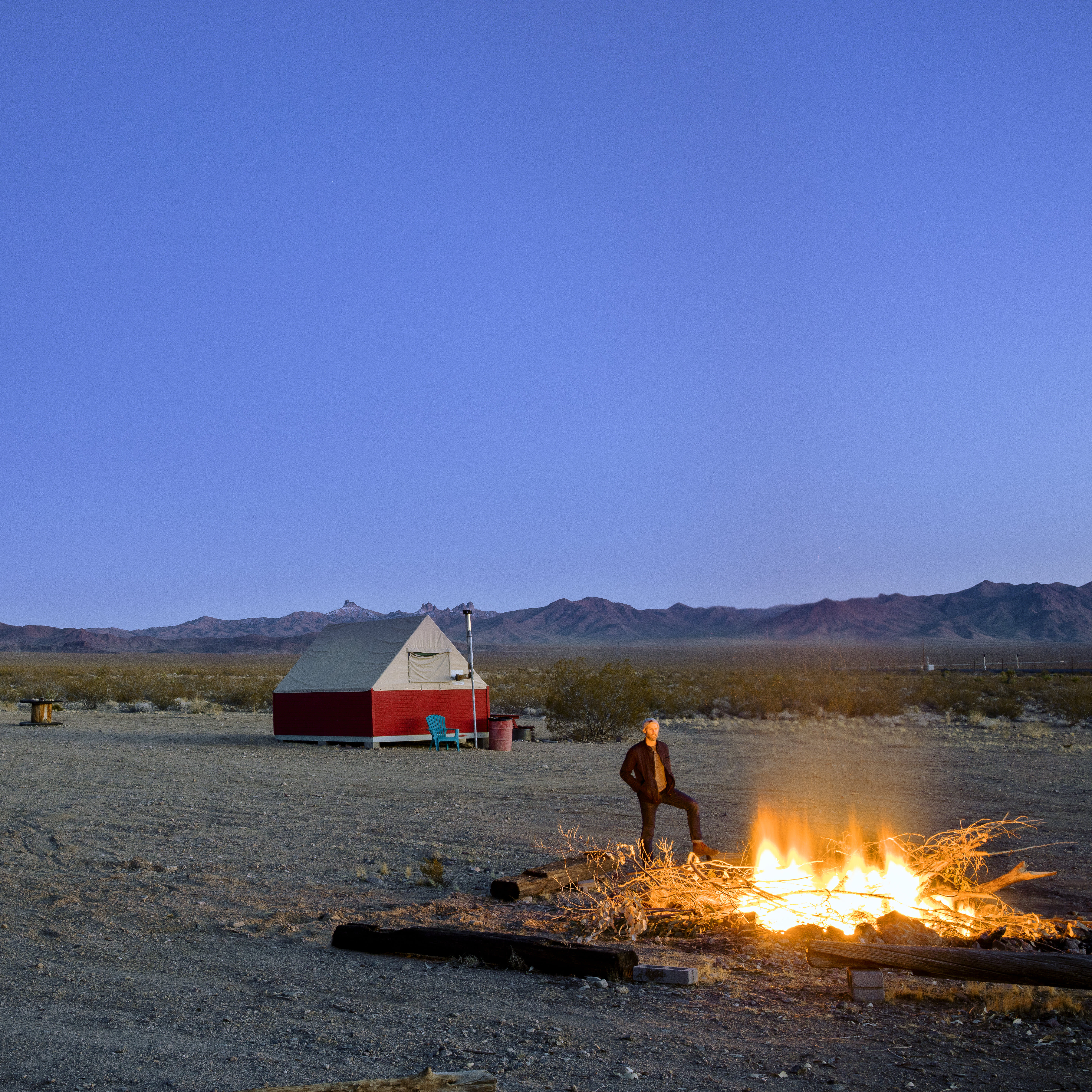 """Mojave Desert Native Plants: Got $5 Million? You Could Own This Sustainable """"ghost Town"""