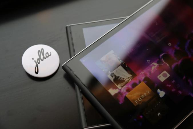 Jolla Tablet shows us what Sailfish OS is capable of