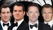 16 actors who were almost James Bond