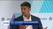 Novartis CEO on single-payer health care: It is not the right move for America