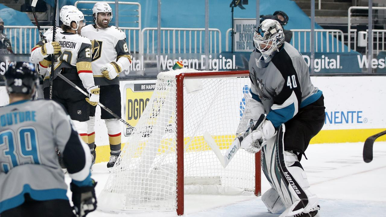 Sharks' season-long homestand hasn't gone the way they hoped at all