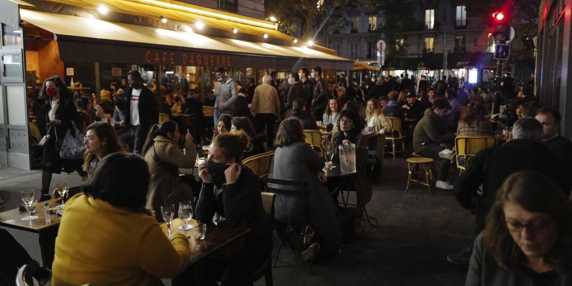 """""""#TerrassesEphémères : ne sacrifions pas le sommeil des Parisiens!"""""""