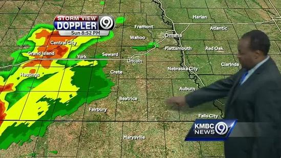 Storms likely to rumble through area overnight
