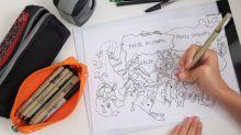 'Viajar' con los niños sin salir de casa: crea mapas imaginarios para recorrer 'nuevos territorios'