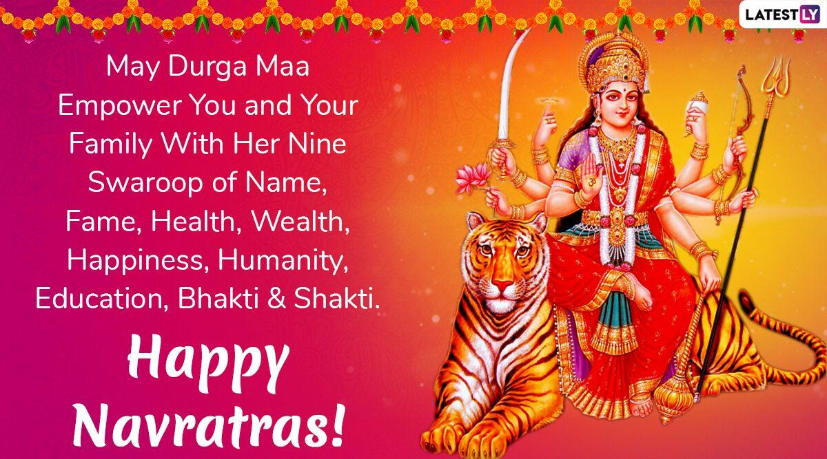 Sharad Navratri 2020 Wishes & HD Images ...