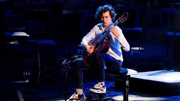 Victoires de la musique classique 2021 : Thibaut Garcia nommé dans la catégorie Soliste instrumental, la guitare tient sa revanche