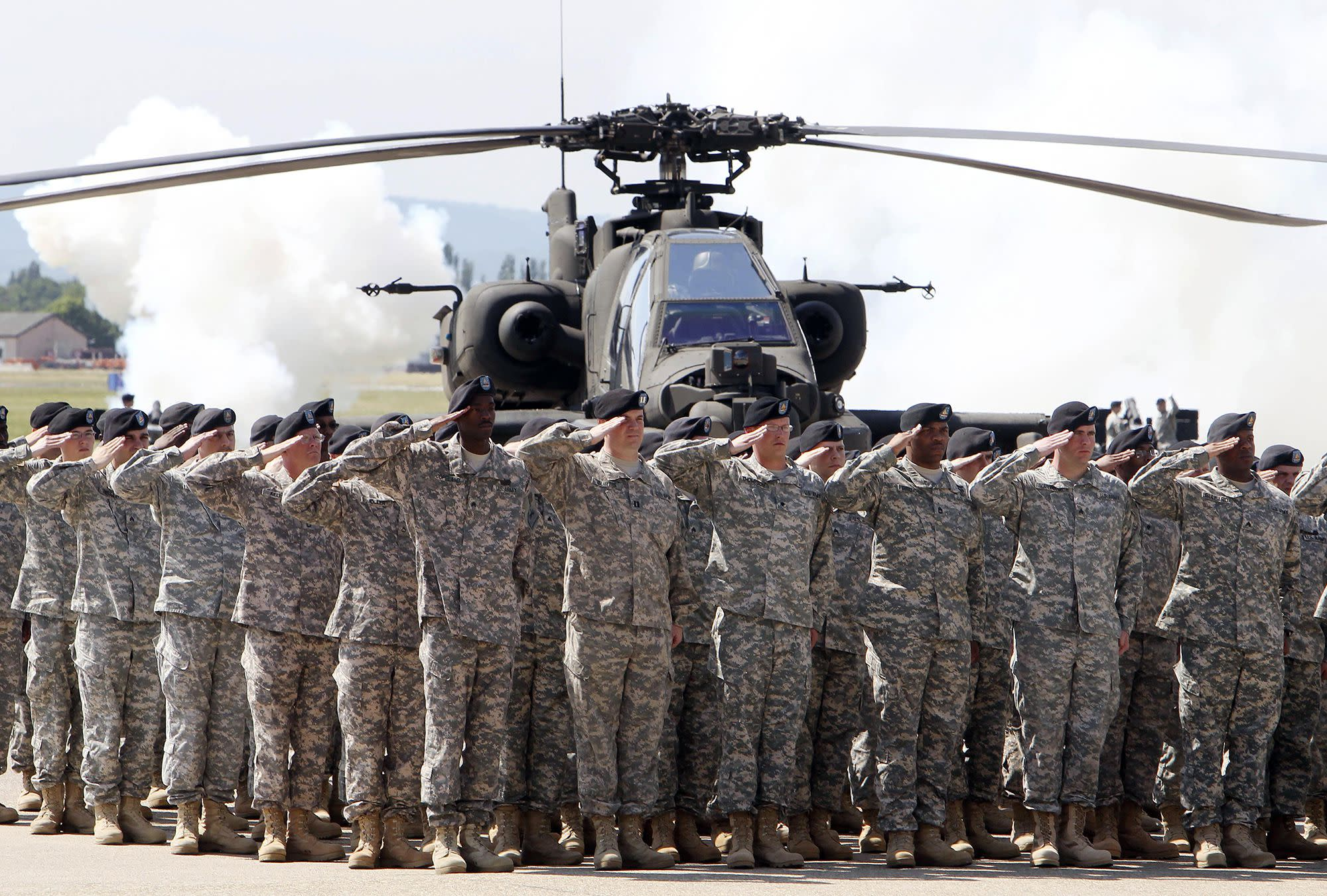 Where will Germany-based US troops go? The coming weeks may tell.