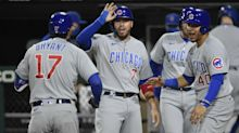 Cubs clinch NL Central title, Yankees pair LeMahieu and Voit close in on MLB crowns