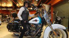 Meet Maryam Ahmed Al-Moalem Saudi Arabia's 1st Female Biker