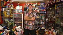 'Mickey saved my life': Why this man can't stop collecting the Disney character