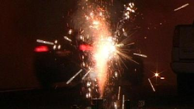 Air Quality Monitors Less Firework Pollution